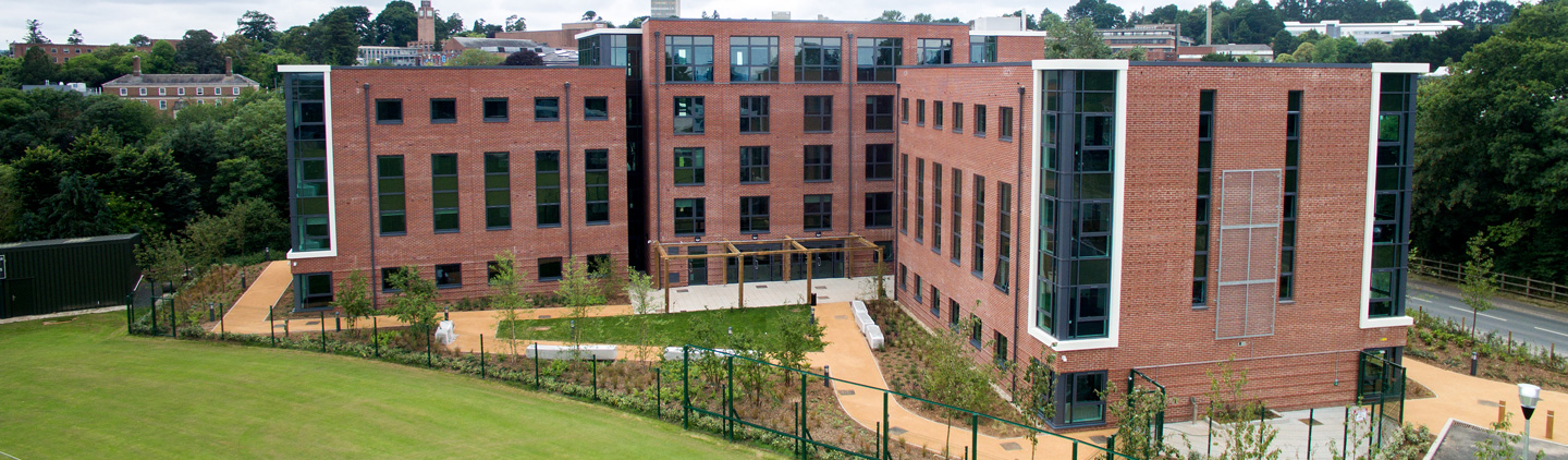 Exeter student accommodation at Exeter Cricket Club   University of Exeter   Property Law