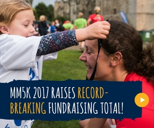 Record breaking fundraising total