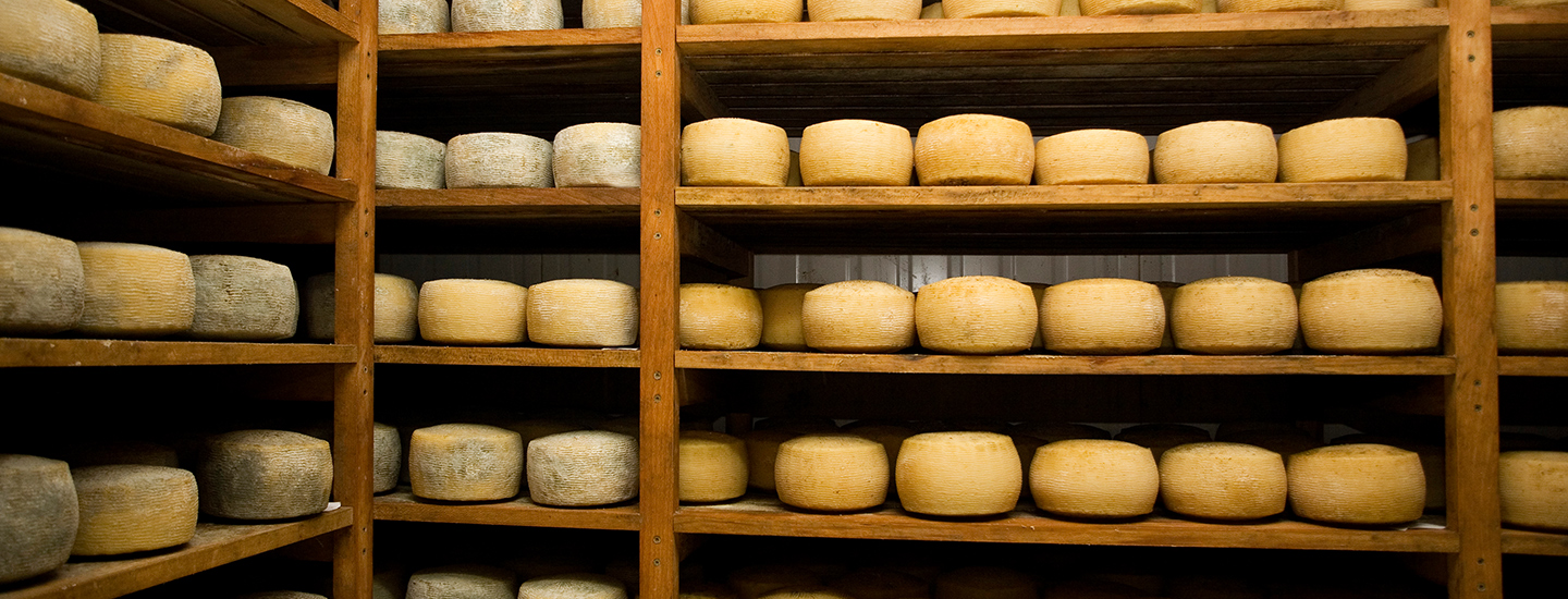 cheese industry - protected name status