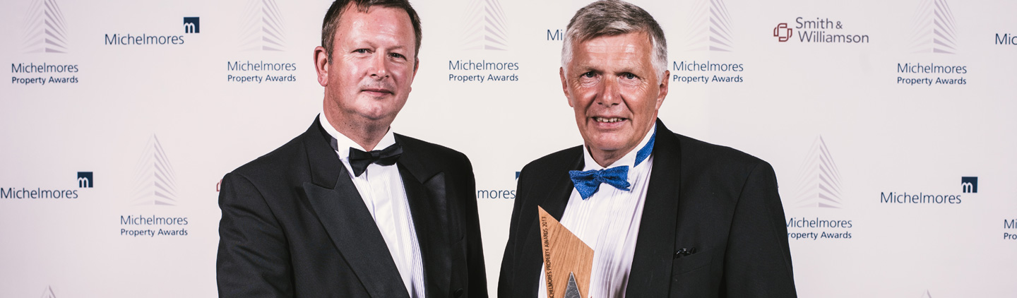 Michelmores Property Awards   the John Laurence Special Contribution Award