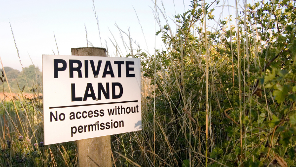 What is adverse possession otherwise known as 'squatter's rights'?