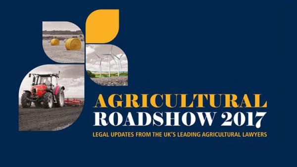 Michelmores' Agricultural Roadshow - London