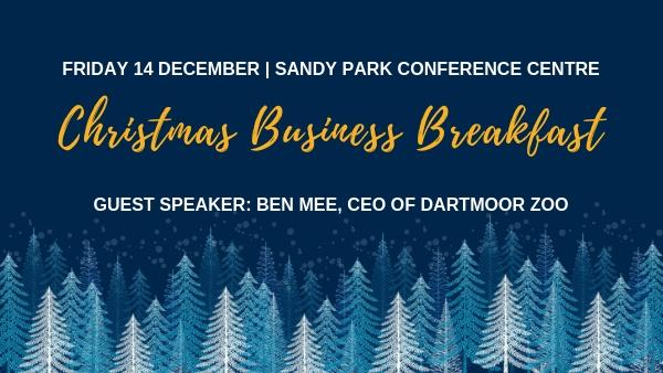 Michelmores Christmas Business Breakfast