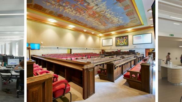 City Hall Bristol | Michelmores Property Awards
