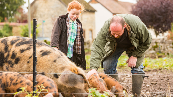 The agriculture team considers how succession within farming families could be affected by issues surrounding the new Agriculture Act 2020.