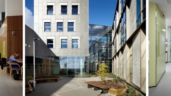 The Living Systems Institute | University of Exeter | Building of the Year | Michelmores Property Awards