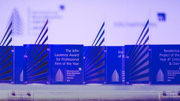 Property Awards 2014 - Michelmores