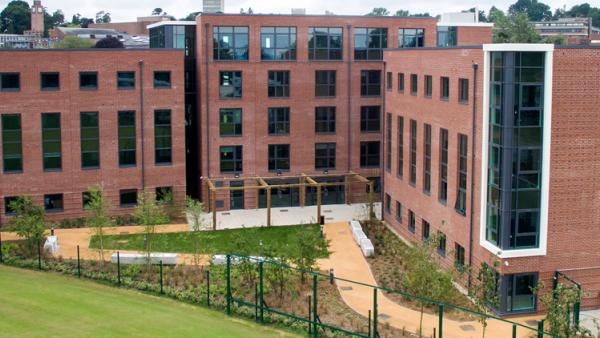 Exeter student accommodation at Exeter Cricket Club | University of Exeter | Property Law