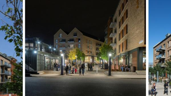 Wapping Wharf Bristol | Michelmores Property Awards