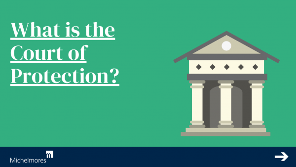 What is the Court of Protection?