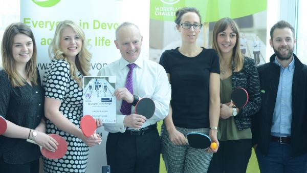 Active Devon Workplace Challenge | County Sports Partnership Network