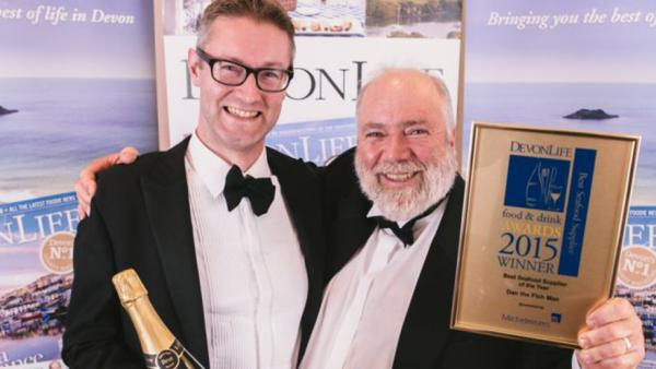 Devon Life Food and Drink Awards 2015