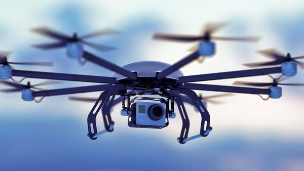 Drones: reducing the risks