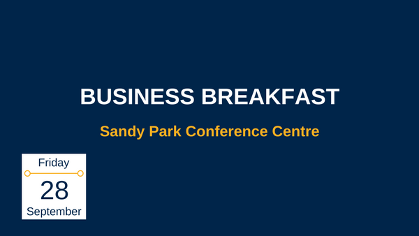 Business Breakfast September
