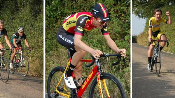 Exeter Wheelers hill climb