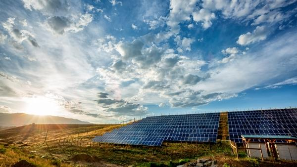 solar panels, fossil fuels,