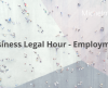 poster for Michelmores Business Legal Hour Series