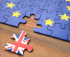 Union Jack piece missing from EU flag jigsaw puzzle